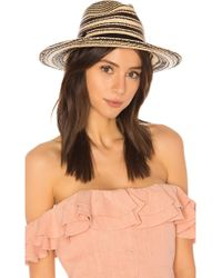 Yestadt Millinery - Somba Hat In Brown - Lyst