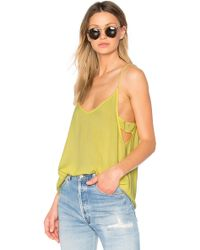Project Social T - Astrid Banded Side Tank - Lyst