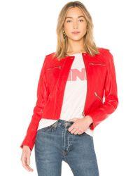 Generation Love - Michelle Moto Jacket - Lyst