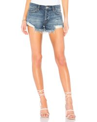 Free People - Loving Good Vibrations Short - Lyst