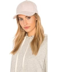 Michael Stars | Don't Be Suede Baseball Cap | Lyst