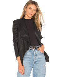 BB Dakota - Rowe Jacket In Black - Lyst