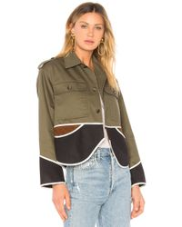 Harvey Faircloth - Vintage Jacket In Army - Lyst
