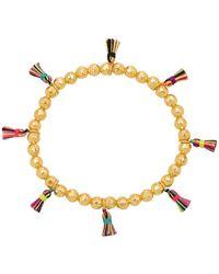 Gorjana - Havana Tassel Bracelet - Lyst