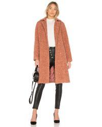 Carven | Belted Coat | Lyst