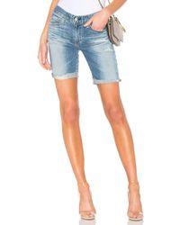 AG Jeans - Nikki Short - Lyst