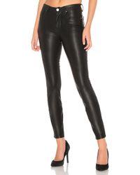 Blank NYC - Vegan Leather Pant In Black - Lyst