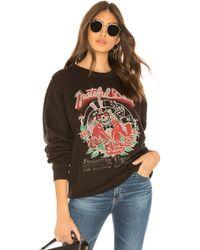 Junk Food - Grateful Dead Spring Tour 99 Sweatshirt In Black - Lyst