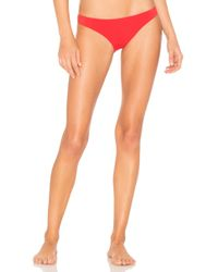 Dion Lee - Fine Line Bikini Top - Lyst