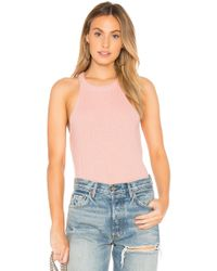360cashmere - Lexy Tank In Pink - Lyst