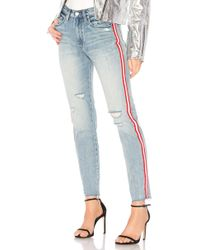 Blank NYC - Now Or Never Jean In Blue - Lyst