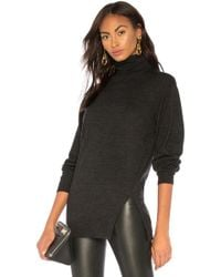 IRO - Armo Sweater In Charcoal - Lyst