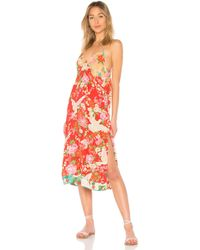 Spell & The Gypsy Collective - X Revolve Delilah Patchwork Slip Dress - Lyst