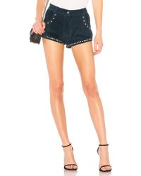 Urban Outfitters - Paris Texas Short - Lyst