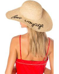 Hat Attack - Bon Voyage Sunhat - Lyst