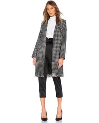 Tularosa - Heidi Coat In Black - Lyst