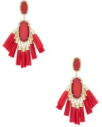 Kendra Scott - Kristen Earrings - Lyst