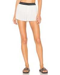 Free People - Movement Zephyr Short In White - Lyst