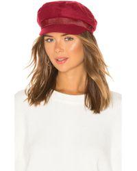 Rag & Bone - Fisherman Cap In Red - Lyst