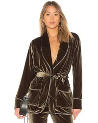Mother - The Velvet Wrap Up In Olive - Lyst