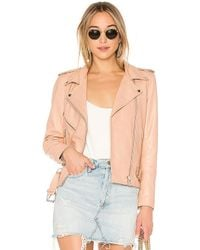 Urban Outfitters - X Revolve Lightweight Easy Rider Jacket In Blush - Lyst