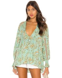 Spell & The Gypsy Collective - Maisie Blouse - Lyst