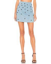 C/meo Collective - Decoy Mini Skirt - Lyst