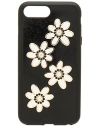 Sonix - Iphone 6/7/8 Plus Coque Swarovski Opal Daisy - Lyst