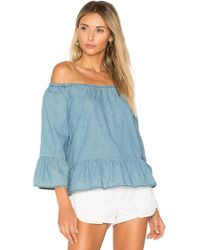 Cupcakes And Cashmere | Bishop Top | Lyst
