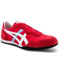 Onitsuka Tiger - Serrano In Red - Lyst