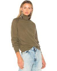 Golden Goose Deluxe Brand - Tonia High Neck Sweatshirt - Lyst