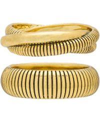 Luv Aj - The Snake Chain Cigar Rings - Lyst