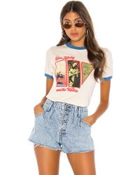 e1353a7a Forever 21 Bob Seger Graphic Tee in Black - Lyst