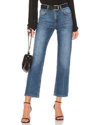 Anine Bing - Indigo Vintage Jeans - Lyst