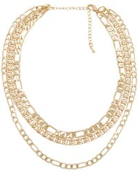 8 Other Reasons - Moonchild Necklace In Metallic Gold. - Lyst