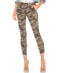 Sanctuary - Fast Track Zip Chino In Army - Lyst