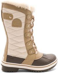 Sorel - Tofino Ii Holiday Shearling Boot - Lyst