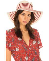 Yestadt Millinery - Breton Hat In Cream - Lyst