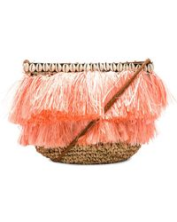 Cleobella - Paloma Crossbody Bag In Coral. - Lyst