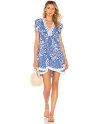 Poupette - Sasha Mini Dress - Lyst