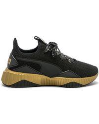 PUMA - Defy Sparkle Sneaker - Lyst