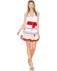 Carolina K - Savanna Belted Dress - Lyst