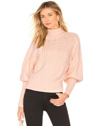 BCBGMAXAZRIA - Dolman Wool-blend Sweater - Lyst