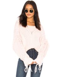 Wildfox - Solid Sweater - Lyst