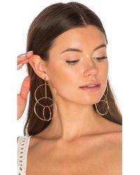 Joolz by Martha Calvo - Multi Hoop Earrings - Lyst
