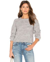 Callahan - Melle Crew Neck Sweater - Lyst