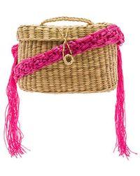 Nannacay - Kiki Small Macrame Strap Bag - Lyst