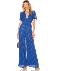 House of Harlow 1960 - X Revolve Marcel Jumpsuit - Lyst