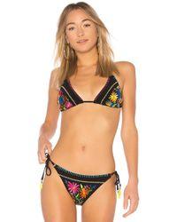 Nanette Lepore Top Bikini Vixen