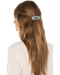 8 Other Reasons - Spice Clip In Blue. - Lyst